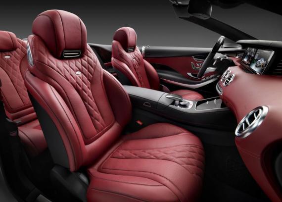 Mercedes-Benz S Class Cabriolet