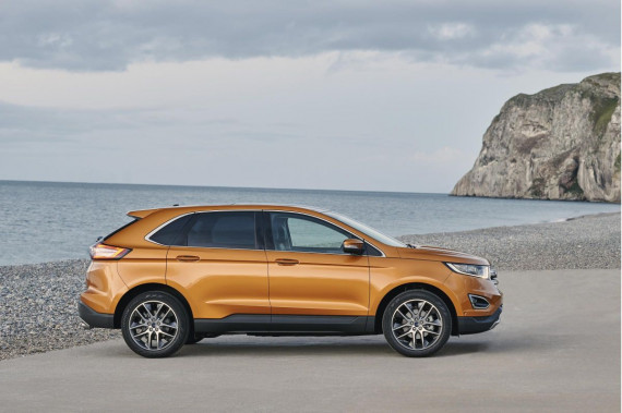 Ford Edge 2016 Review