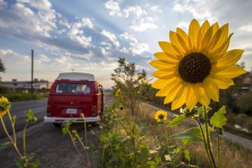 10 Cool Camper Vans