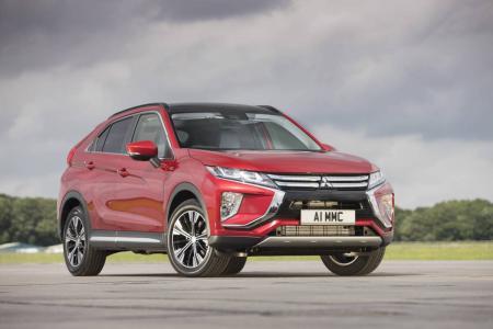 Explore Mitsubishi's SUV Range