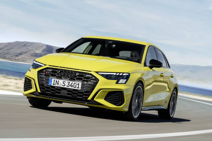 The 5 Latest Audis in The Showroom