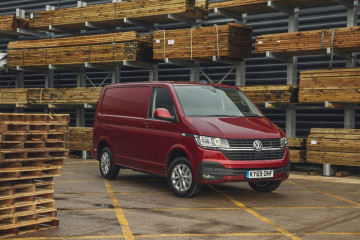 Explore the volkswagen van range and find the perfect commercial vehicle for your business