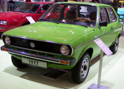 The history of VW