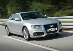Audi A5 to Get New Turbo Engine