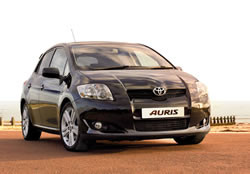 New Toyota Auris SR and TR