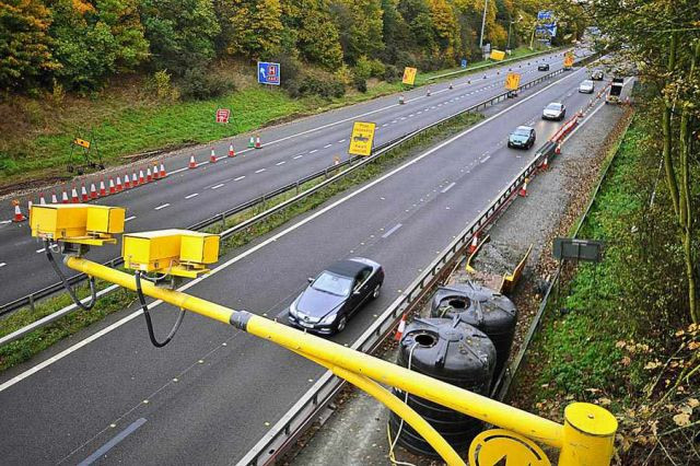 Temporary Speed Cameras Catch 80,000 Speeding Drivers