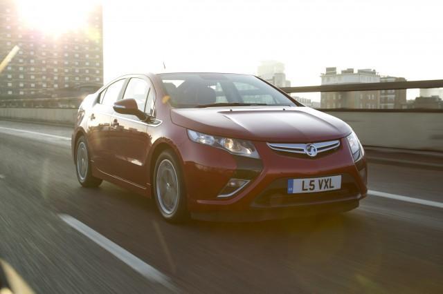 Vauxhall Ampera Earth on sale now