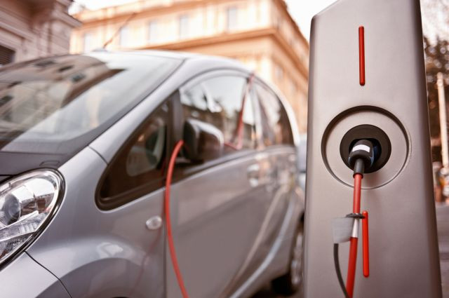 Where will you queue to charge your car?