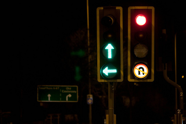 Busting The 'Red Light' Myth