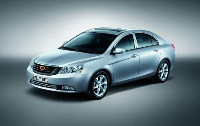 Chinese Manufacturer Geely enters UK car market