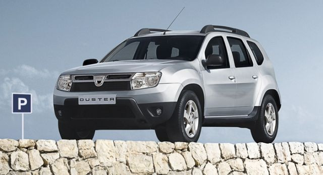 Dacia Duster From £99 Per-Month