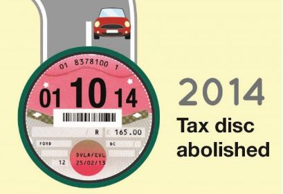 Do It Online - Tax and SORN