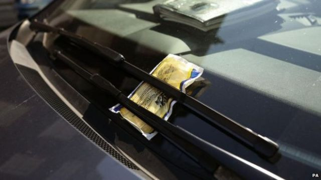 Driving Abroad: Can I Ignore A Parking Ticket?