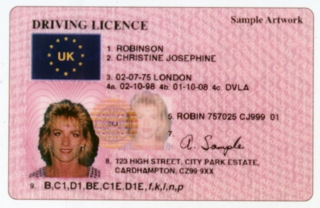 DVLA propose increase in Driving Licence Fees