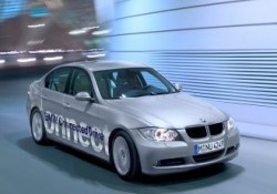 BMW ConnectedDrive with Google and RSS