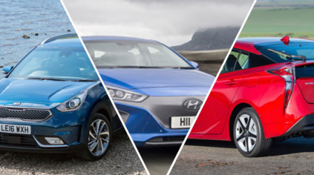 Group Test - Hyundai Ioniq vs Toyota Prius vs KIA Niro