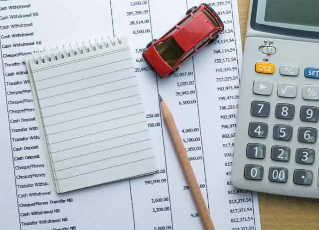 How do I find out if a car has a valid MOT?