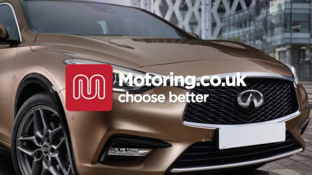 The New Infiniti Q30 - Act Quick To Get An Extra £500 Off!