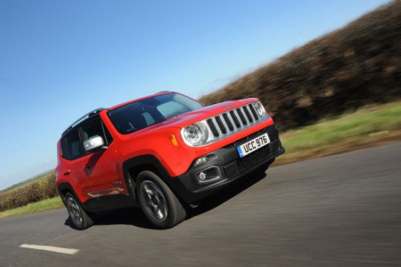 The Jeep Renegade - A Female Viewpoint