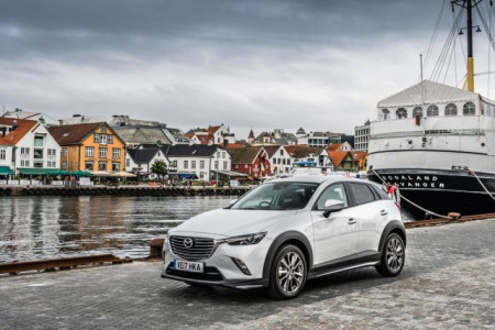 Mazda's Epic Drive: Ascending Norway in a CX-3