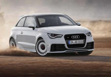 New Audi A1 Quattro