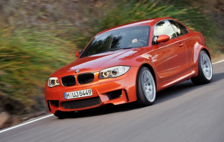 New BMW 1 Series M Coupe