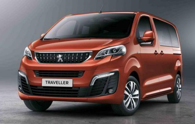 Toyota, Peugeot & Citroen Reveal Van-Based MPVs