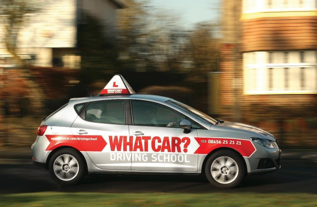 Seat Ibiza secures deal with What Car? Driving School
