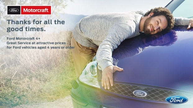 Benefits Of Ford Motorcraft 4+ Service & Repair For Owners Of Vehicles 4 Years & Older