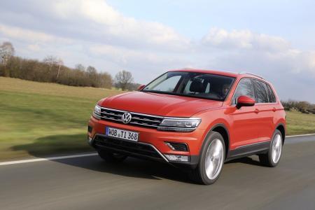 Volkswagen Tiguan 2018 Review