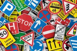 Road Sign Car Quiz - Part 2