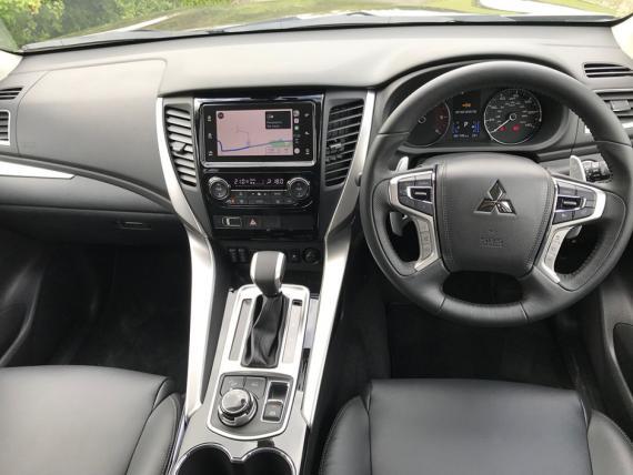 Mitsubishi Shogun Sport 2018 Review