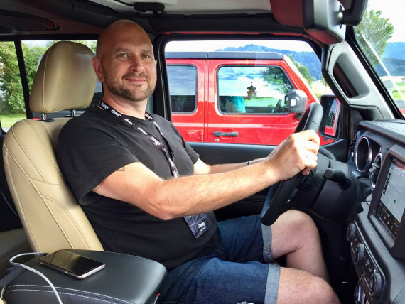 Jeep Wrangler 2019 Review