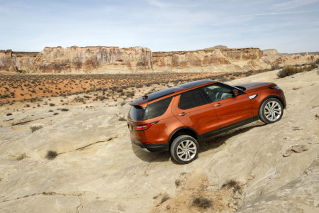 The Best 4x4's for Going Off-Road