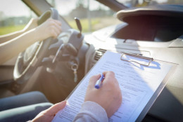 The driving theory test quiz 2021