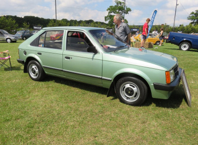 How well do you know these British cars from the 80s?