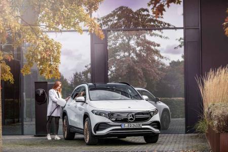 Mercedes Benz Electric Car Quiz
