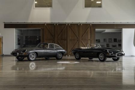 Jaguar through the ages - Car Quiz