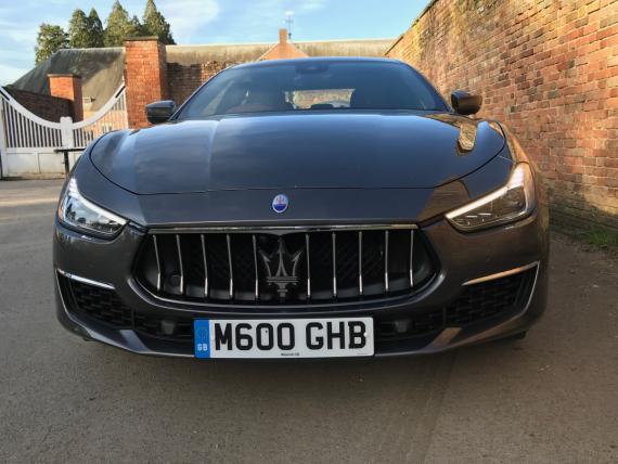 Maserati Ghibli GranLusso 2018 Review