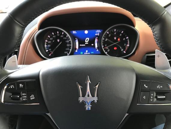 Maserati Levante S GranLusso 2018 Review