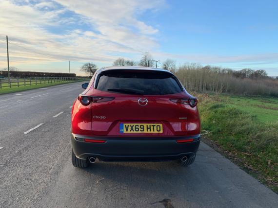 Mazda CX-30 2020 Review