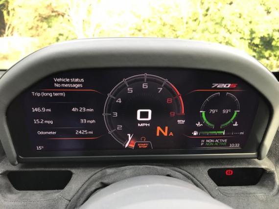 McLaren 720S 2017 Review