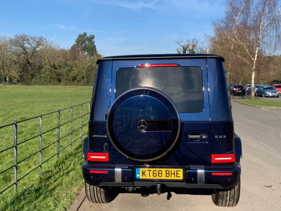 Mercedes-AMG G 63 2019 Review