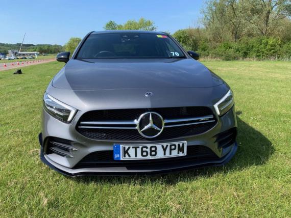Mercedes-Benz AMG A35 4MATIC 2019 Review