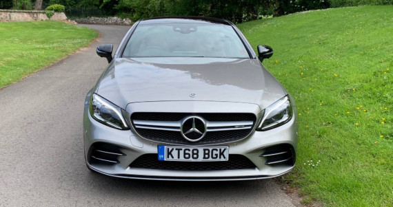 Mercedes-Benz AMG C43 Coupe 2019 Review