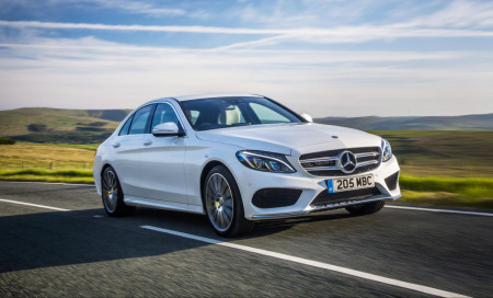 Mercedes-Benz C Class Saloon 2016 Review