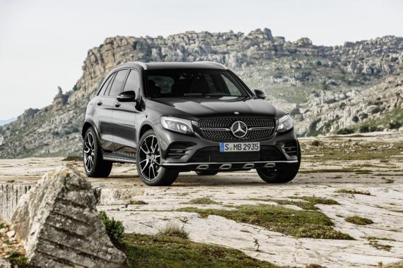 Mercedes Benz GLC 2016 Review