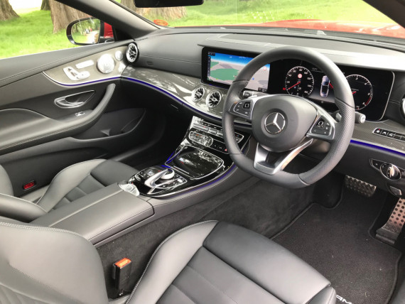Mercedes-Benz E-Class Cabriolet 2018 Review