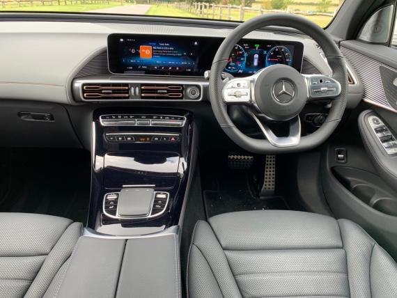 Mercedes-Benz EQC 2020 Review