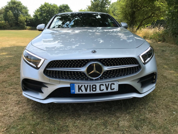 Mercedes CLS 400 d 4MATIC AMG Line Coupe 2018 Review
